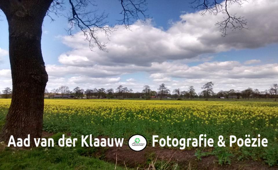 Aad van der Klaauw fotografie en Poëzie